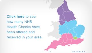 NHS Health Check - Home